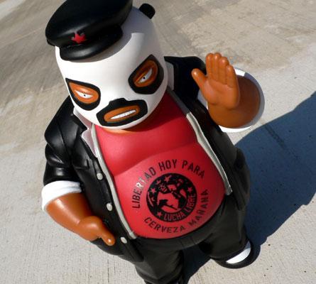 Muttpop El Panda Anarchista Kozik Edition