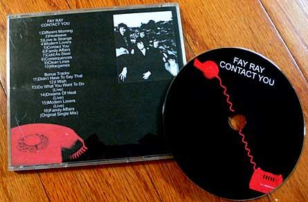 Fay Ray, Contact You fan-made CD