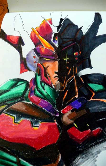 prismacolor illustration