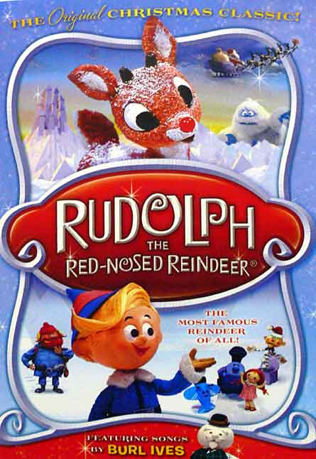 rudolph the red-nosed raindeer dvd