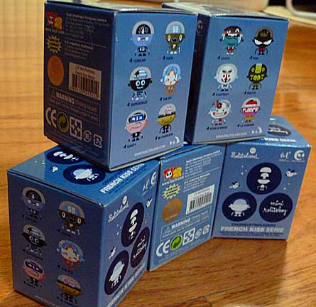 Mini Rolitoboy French Kiss Serie Blind Box