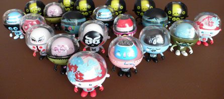 Mini Rolitoboys French Kiss Serie by Rolitoland