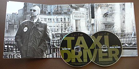 Taxi Driver 2-disc Collectors Edition DVD starring Robert Deniro directed by Martin Scorcese