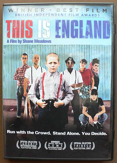 This Is England by Shane Meadows