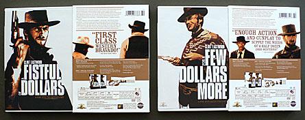 Sergio Leone's Fistful of Dollars DVD