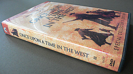 Once Upon A Time In The West by Sergio Leone, Special Collectors Edition