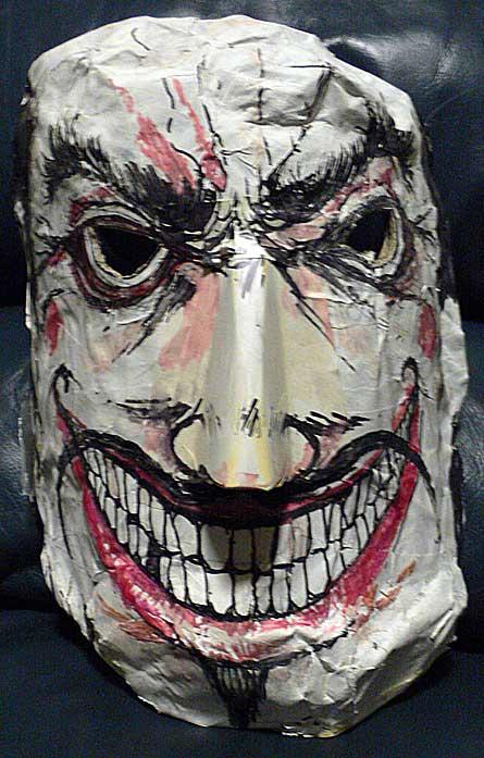 mask by Jordan Berry