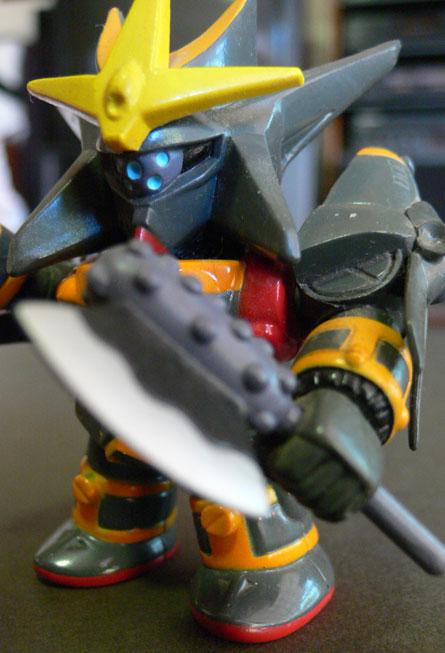 Gunbuster diecast superdeformed figure