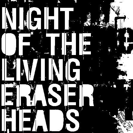 Night Of The Living Eraserheads, halloween mix, mixed by tutz alaundre lumagui