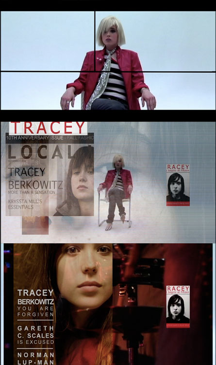 The Tracey Fragments, Directed By Bruce McDonald, starring Ellen Page