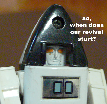 Gobots, Spay-C