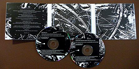 Underworld Live at Massilo, Rotterdam Holland 1/29/08, design by John Warwicker Tomato