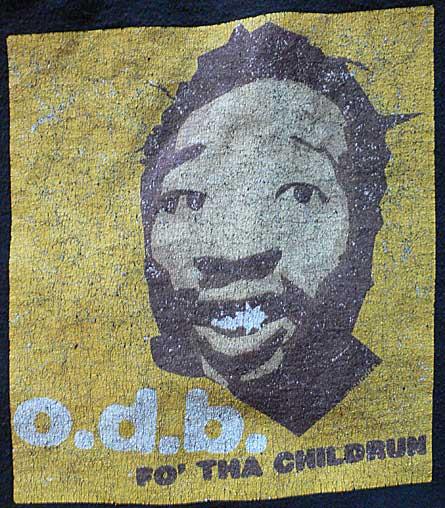 Old Dirty Bastard, ODB t-shirt by alendry lumagui, alaundre