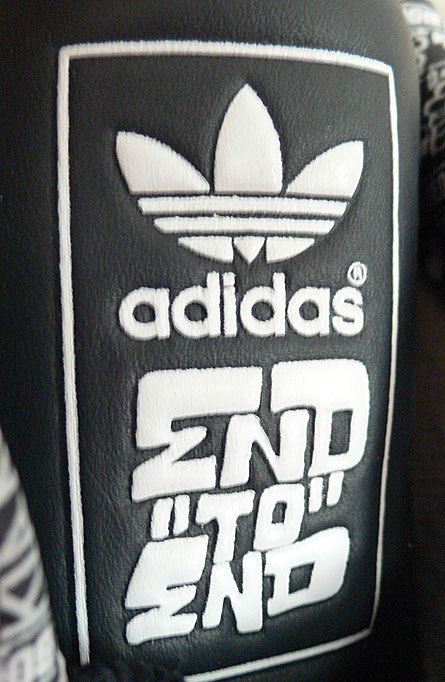 Adidas Stan Smith Shoes designed by Scien & Flor of 123klan, End To End Project
