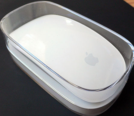 Apple Magic Mouse, bluetooth multi-touch mouse