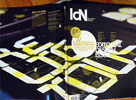 idn magazine, volume 16 no. 5.