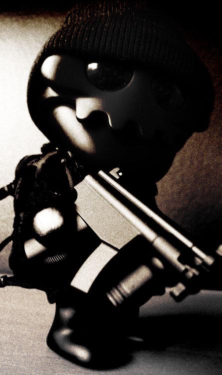 Midnight Jack Squadt Squadt S002 by Ferg/Jamungo, threezero