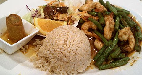 thai dish?