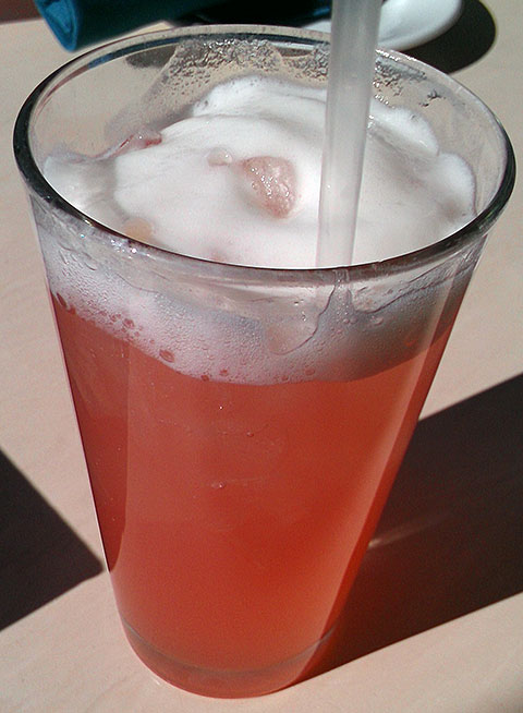 strawberry lemonade?