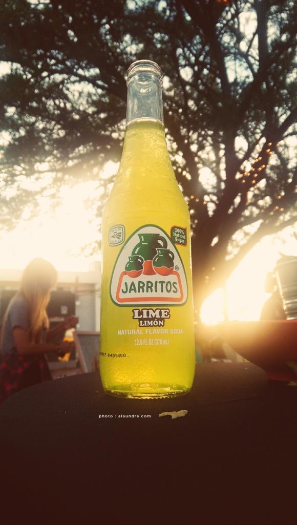 Jarritos Lime Soft Drink